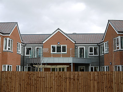 Older Persons 39 Care Brackley Primary Healthcare Property Better Buildings For Better Care